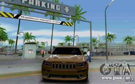 Parkplatz (gegen Gebühr) für GTA San Andreas her Screenshot