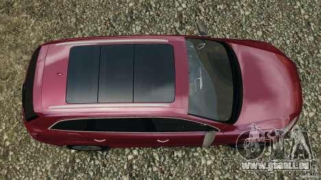 Audi Q7 V12 TDI v1.1 pour GTA 4 est un droit