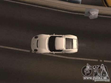 Lamborghini Miura LP670 pour GTA San Andreas vue arrière