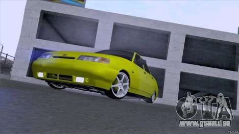 Sable jaune 2110 de VAZ pour GTA San Andreas