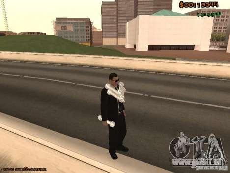 Gray weapons pack pour GTA San Andreas huitième écran