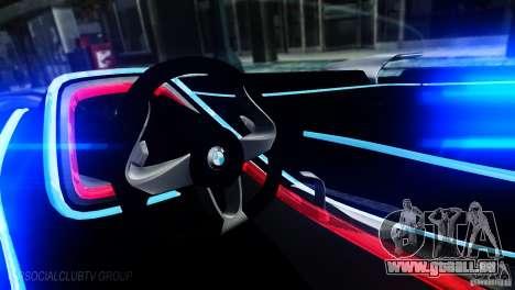 BMW Vision ConnectedDrive Concept 2011 für GTA 4 linke Ansicht