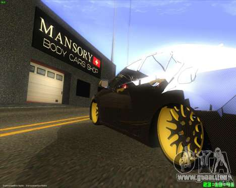 Honda Accord Mansory für GTA San Andreas rechten Ansicht