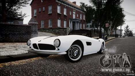 BMW 507 1959 für GTA 4