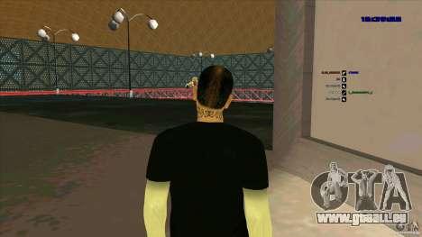 Ed Hardy pour GTA San Andreas deuxième écran
