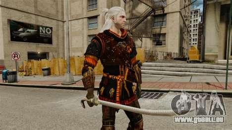 Schwert der Hexer-v2 für GTA 4