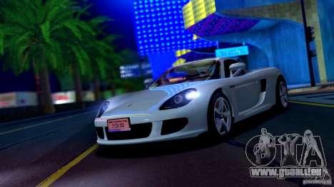 SA Beautiful Realistic Graphics 1.6 pour GTA San Andreas quatrième écran