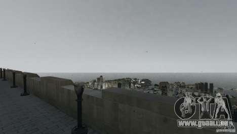 Saites ENBSeries Low v4.0 pour GTA 4 douzième d'écran
