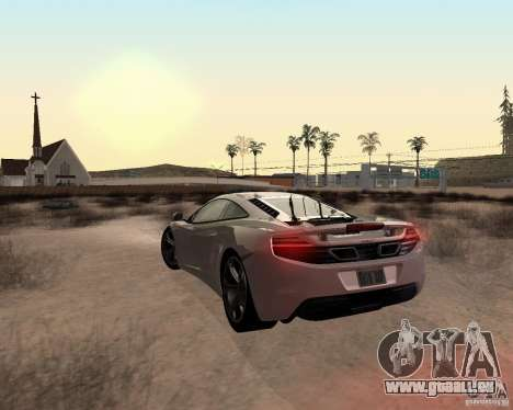 Star ENBSeries by Nikoo Bel für GTA San Andreas neunten Screenshot