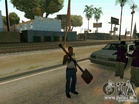 Lopatomët für GTA San Andreas siebten Screenshot
