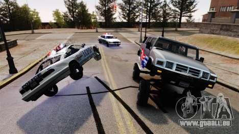 Monster Patriot für GTA 4 dritte Screenshot