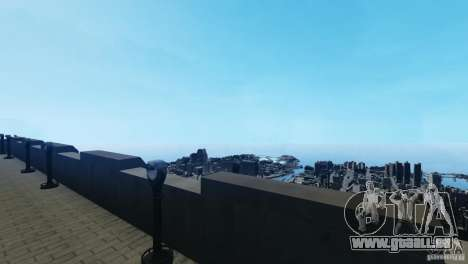 Saites ENBSeries Low v4.0 pour GTA 4 huitième écran