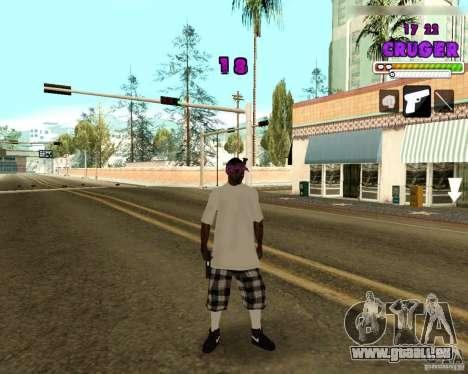 Ballas by R.Cruger pour GTA San Andreas deuxième écran