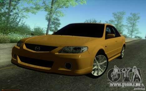 Mazda Speed Familia 2001 V1.0 für GTA San Andreas
