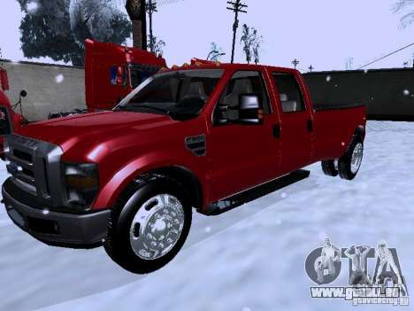Ford F-350 Super Duty pour GTA San Andreas