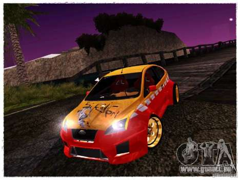 Ford Focus ST Calibri-Ace für GTA San Andreas