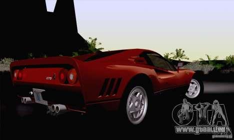 Ferrari 288 GTO 1984 für GTA San Andreas linke Ansicht