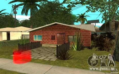 Nouvelles textures maison Denis pour GTA San Andreas
