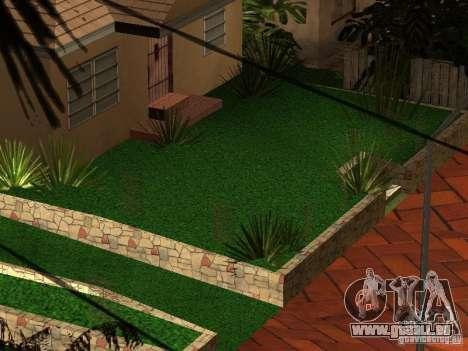Der neue Grove Street für GTA San Andreas sechsten Screenshot