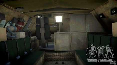 Coyote Reconaissance Vehicle für GTA 4 linke Ansicht