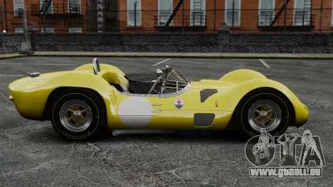 Maserati Tipo 60 Birdcage pour GTA 4 est une gauche