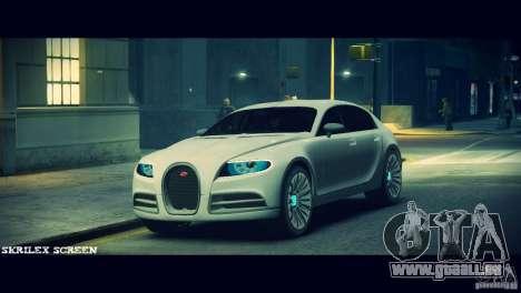 Bugatti Galibier 16C (Bug fix) pour GTA 4