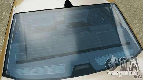 BMW 750iL E38 1998 pour GTA 4