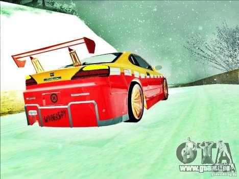 Nissan Silvia S15 Calibri-Ace pour GTA San Andreas vue intérieure