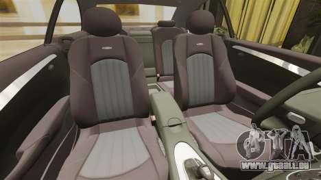 Mercedes-Benz CLK 55 AMG pour GTA 4 est un côté