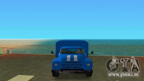 ZIL 130 pour une vue GTA Vice City de la droite