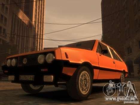 FSO Polonez 2.0X Coupe für GTA 4 rechte Ansicht