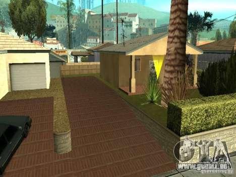 Parking Save Garages pour GTA San Andreas deuxième écran
