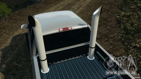 Chevrolet Silverado 2500 Lifted Edition 2000 für GTA 4