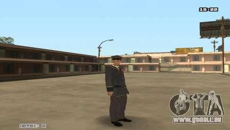Army Skin Pack für GTA San Andreas zweiten Screenshot