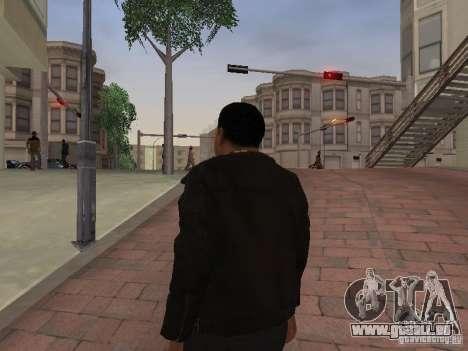 La peau de Joe Barbaro de la v1.1 de MAFIA II pour GTA San Andreas deuxième écran