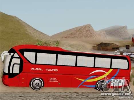 Neoplan Tourliner. Rural Tours 1502 für GTA San Andreas Seitenansicht