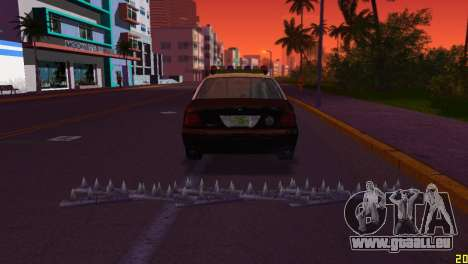 HP Stinger 2.0 für GTA Vice City zweiten Screenshot