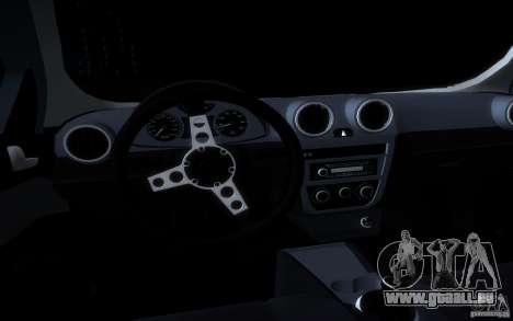 Volkswagen Golf G5 für GTA San Andreas obere Ansicht