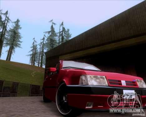 Fiat Tempra 1998 Tuning für GTA San Andreas linke Ansicht