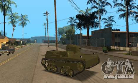 T-38 für GTA San Andreas linke Ansicht