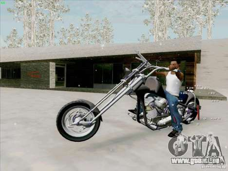 Harley für GTA San Andreas