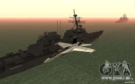 CSG-11 für GTA San Andreas