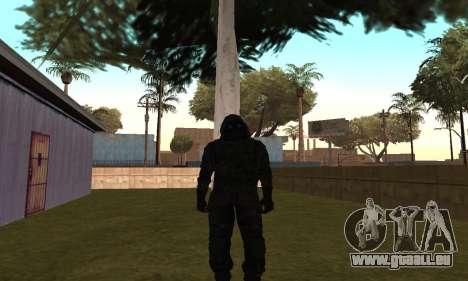Vector REORC pour GTA San Andreas quatrième écran