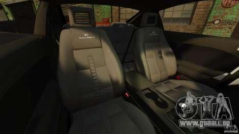 Saleen S281 Extreme v1.5 pour GTA 4 est une vue de l'intérieur