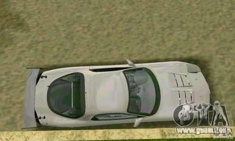 Mazda RX7 tuning für GTA Vice City Seitenansicht