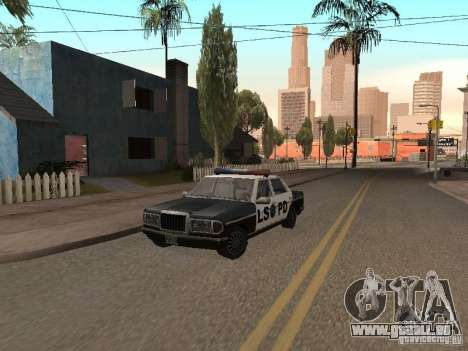 Admiral LSPD pour GTA San Andreas