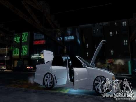 Toyota Chaser 100 TourerV pour GTA 4