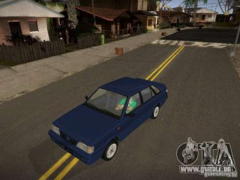 Daewoo-FSO Polonez Atu Plus 1.6 pour GTA San Andreas vue de droite