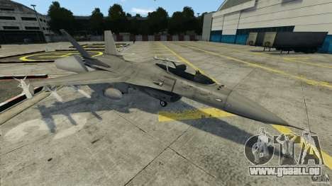 Fighterjet für GTA 4