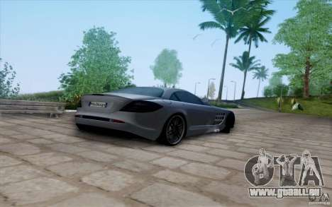 SA Beautiful Realistic Graphics 1.6 pour GTA San Andreas deuxième écran